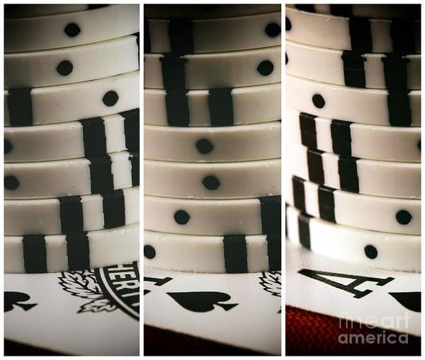 Photograph - Hidden Ace Panels by John Rizzuto