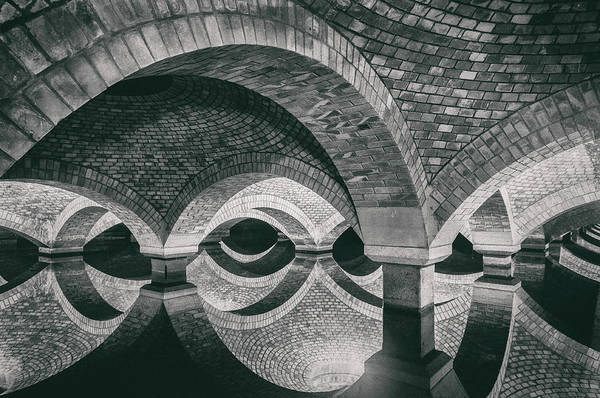 Domes Wall Art - Photograph - Hidden Face by Krzysiek Kulesza