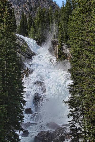 Photograph - Hidden Falls by Jemmy Archer
