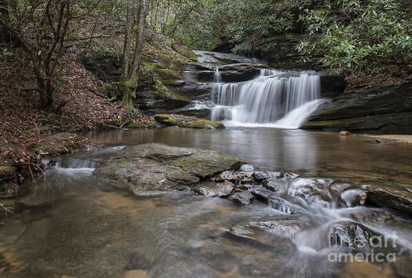 Photograph - Hidden Falls by Louise St Romain