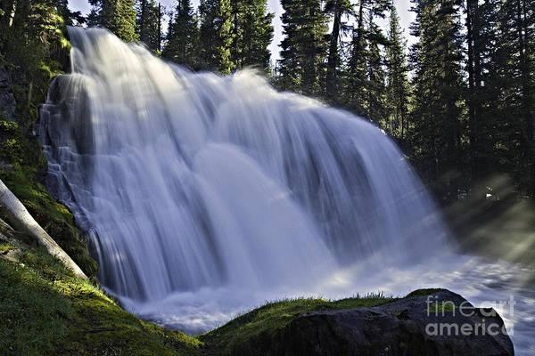 Photograph - Hidden Falls by Stuart Gordon