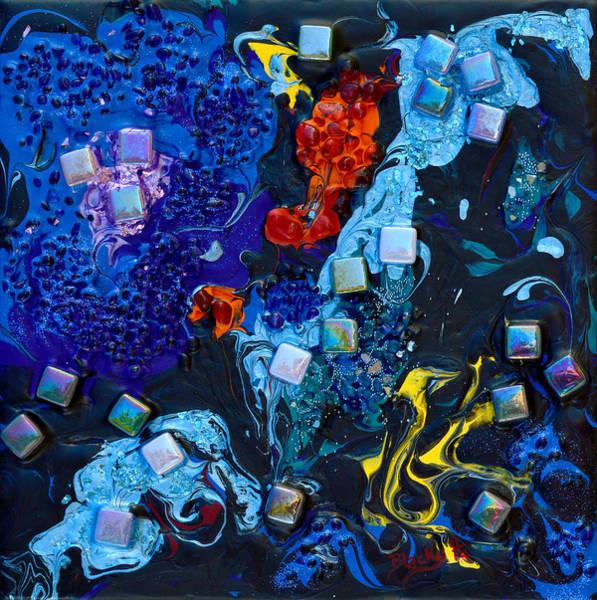Wall Art - Mixed Media - Hidden Gems by Donna Blackhall