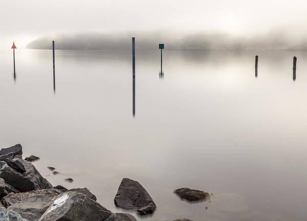 Wall Art - Photograph - Hidden Island by Tony Locke