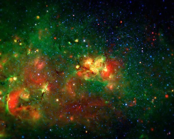 Wall Art - Photograph - Hidden Nebula by Jennifer Rondinelli Reilly - Fine Art Photography