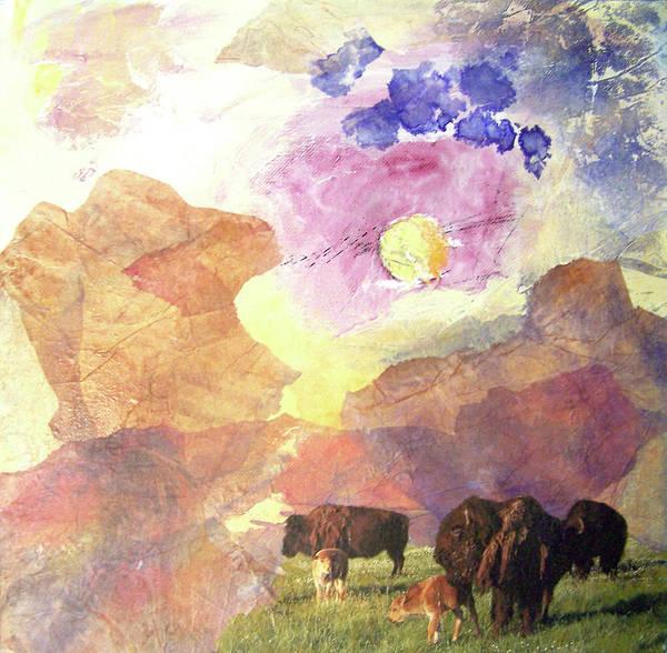Hidden Plateau Art Print