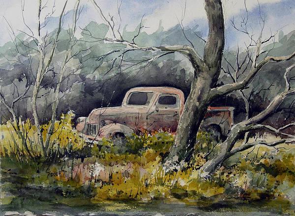Painting - Hidden Treasure by Sam Sidders