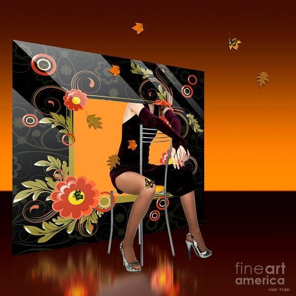 Hidden Treasures Digital Art - Hidden Treasures  by Liane Wright