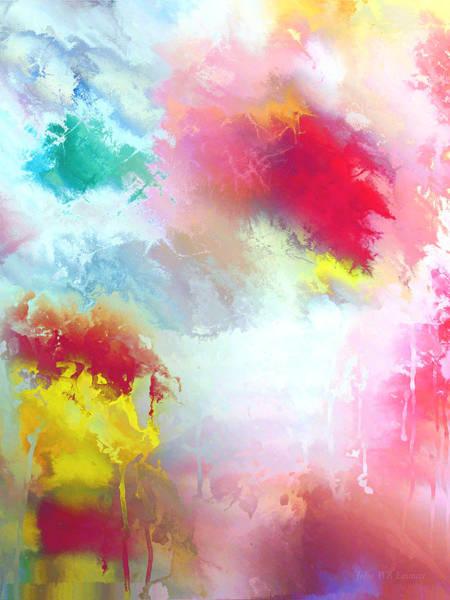 Painting - hidden valley VI by John WR Emmett