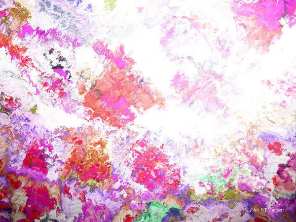 Painting - hidden valley VIII by John WR Emmett