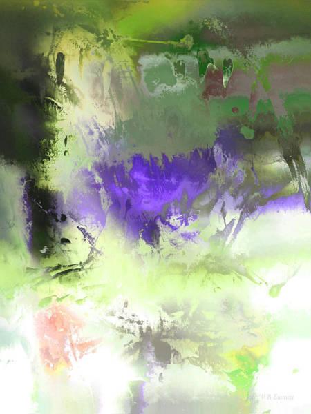 Painting - hidden valley X by John WR Emmett