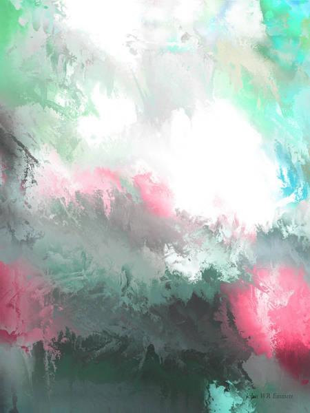 Painting - hidden valley XII by John WR Emmett