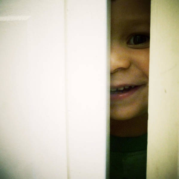 Photograph - Hide And Seek by Natasha Marco