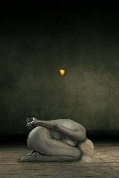 Surrealist Wall Art - Photograph - Hide My Self by Johan Lilja