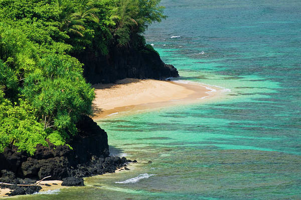 Wall Art - Photograph - Hideaways Beach, Princeville, Island by Russ Bishop