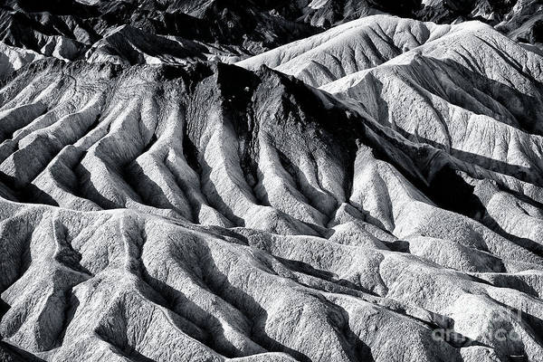 Photograph - Hiding Places At Death Valley by John Rizzuto