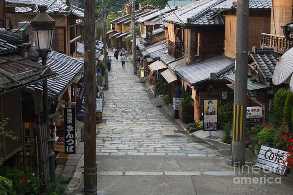 Kansai Region Wall Art - Photograph - Higashiyama Kyoto by Ei Katsumata