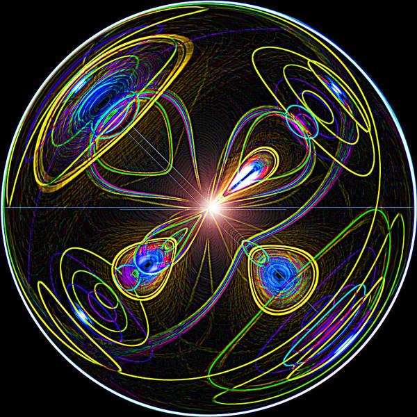 Higgs Boson Art Print