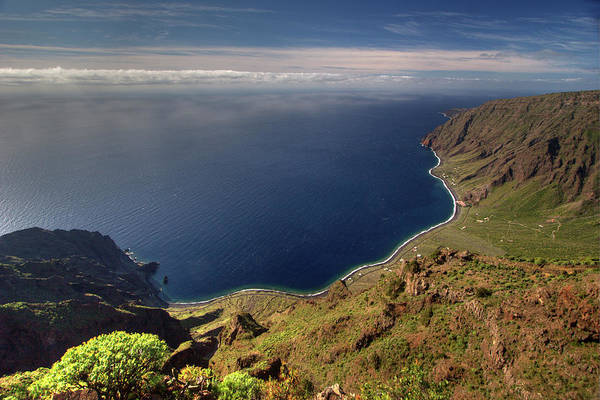 Tenerife Photograph - High Above The Atlantic by Photo ©tan Yilmaz