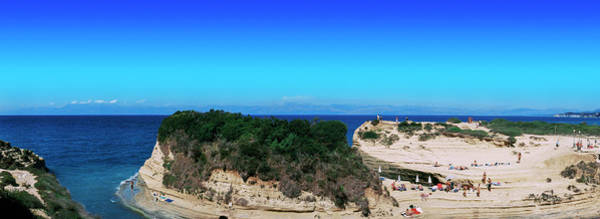 Wall Art - Photograph - High Angle View Of An Island, Corfu by Panoramic Images