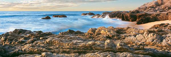 Baja California Peninsula Wall Art - Photograph - High Angle View Of Coastline, Cerritos by Panoramic Images