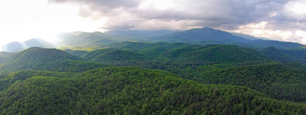 Photograph - High Country 3 In Wnc by Duane McCullough