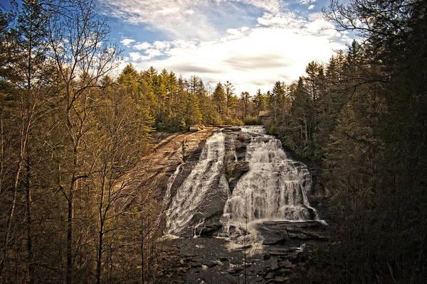 Photograph - High Falls by Ben Shields
