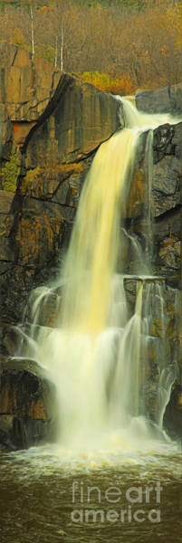 Wall Art - Photograph - High Falls by Jamie Rabold