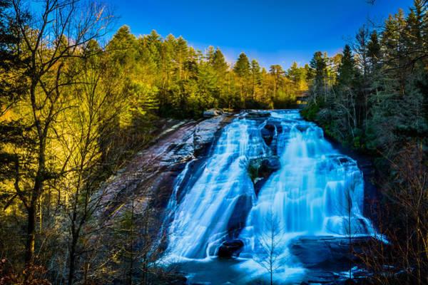 Photograph - High Falls by Randy Scherkenbach