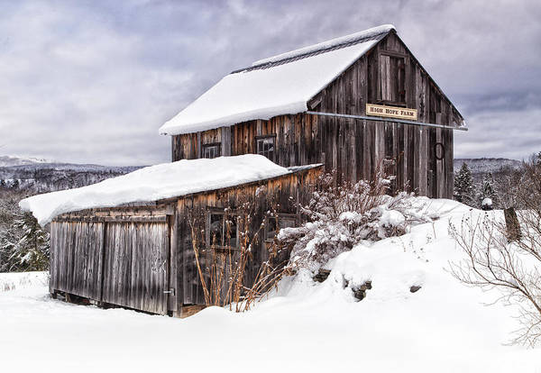 Photograph - High Hope Farm - After The Storm by John Vose