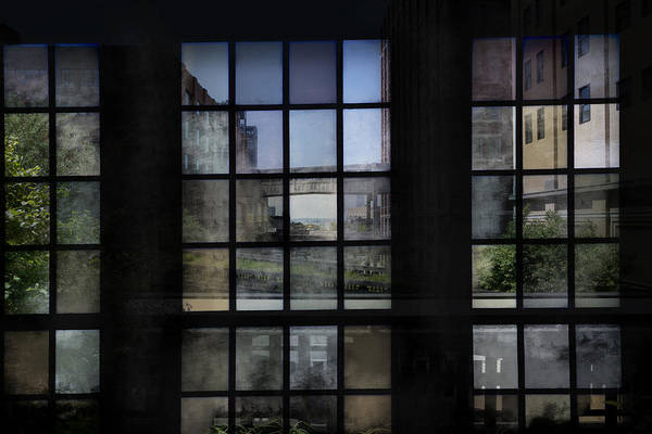 Photograph - High Line Blues Nyc by Evie Carrier