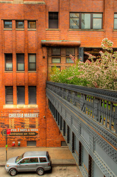 Photograph - High Line View by Dave Hahn