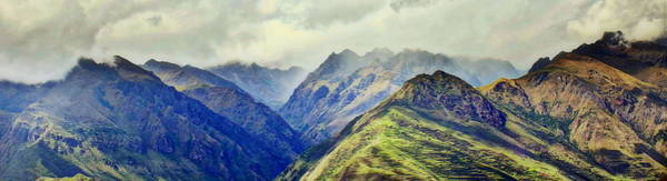 Brillante Photograph - High Mountains In The Peru Andes by HQ Photo