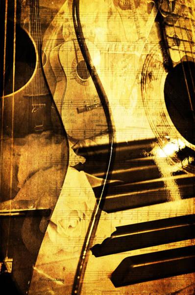 Photograph - High On Music by Randi Grace Nilsberg