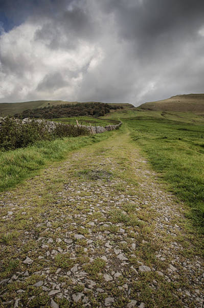 Peak District National Park Photograph - High Peak Trail by Nigel Jones