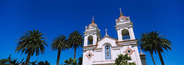 Silicon Valley Wall Art - Photograph - High Section View Of A Cathedral by Panoramic Images
