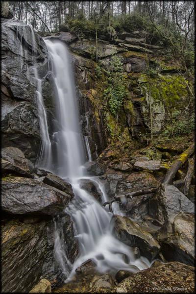 Photograph - High Shoal Falls by Erika Fawcett