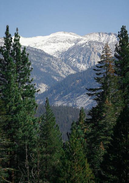 Photograph - High Sierra by Diane Bohna