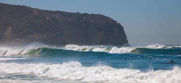 Photograph - High Surf In California by Cliff Wassmann