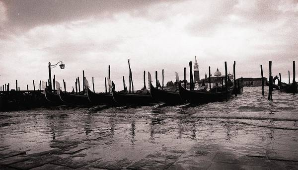 Mark Coleman Wall Art - Photograph - High Tide In Venice by David Coleman
