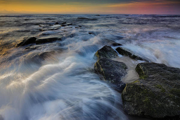 Berk Wall Art - Photograph - High Tide by Rick Berk