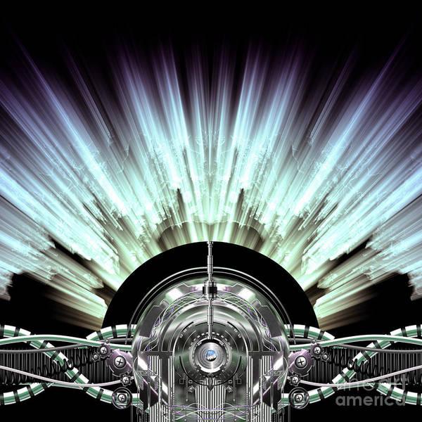 Generator Mixed Media - High-voltage Generator by Diuno Ashlee