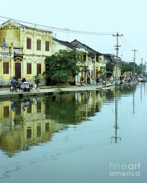 Hoi An Photograph - High Water by Rick Piper Photography