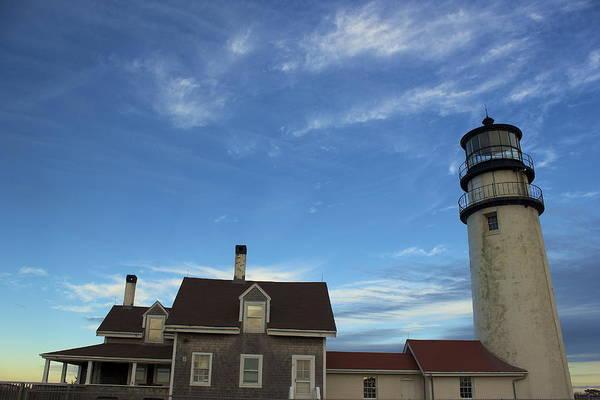 Photograph - Highland Lighthouse by Amazing Jules