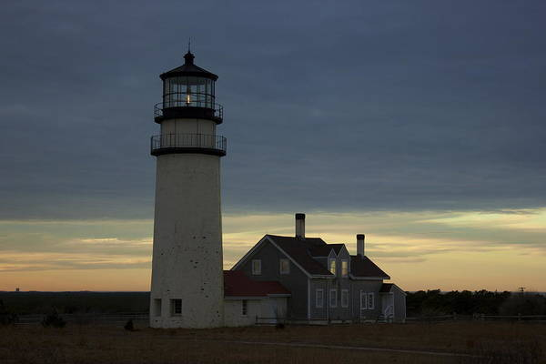 Photograph - Highland Lighthouse Truro by Amazing Jules