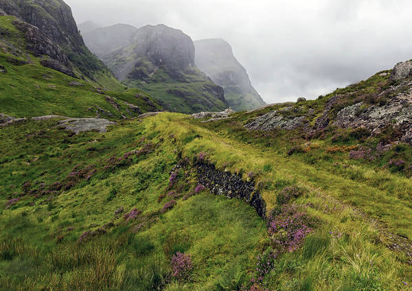 Moored Photograph - Highland-way by Photograph Mike Whittaker