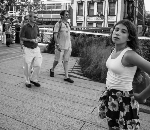 Photograph - Highline Attitude by Frank Winters