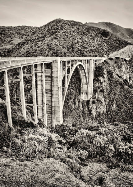 Photograph - Highway 1 by Heather Applegate