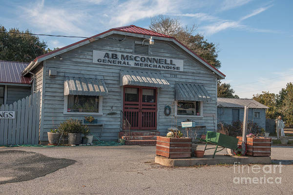 Photograph - Highway 17 General Store by Dale Powell
