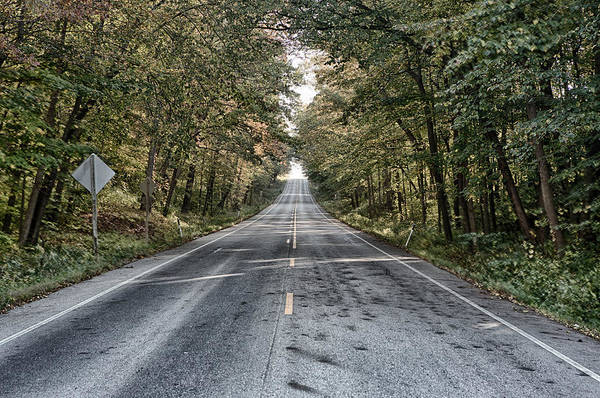 Photograph - Highway A by Ricky L Jones