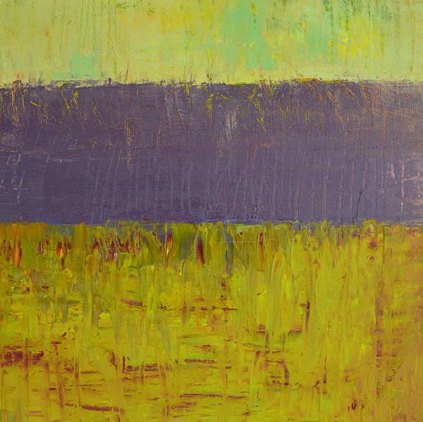Painting - Highway Series - Lake by Michelle Calkins